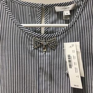 J. Crew Tops - NWT j crew bow top