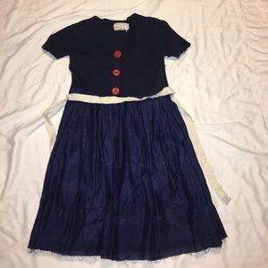 Trovata Dresses & Skirts - Trovata Nautical dress