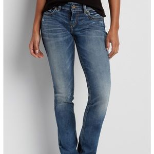 Silver Jeans - WOMEN'S SILVER SUKI STRAIGHT LEG JEANS from ...