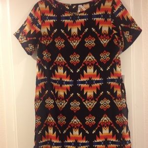 Tops - Tribal design tunic