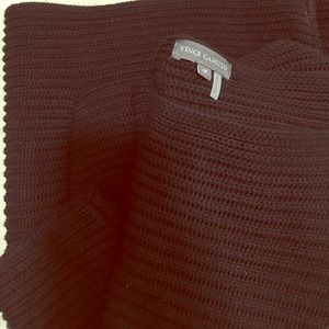 Vince Camuto Sweaters - Vince Camuto black ribbed sweater