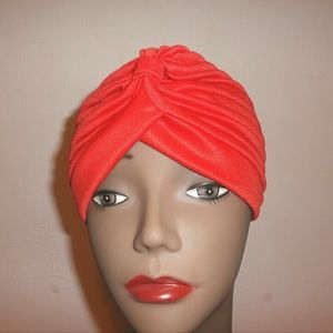Accessories - Indian Turban in Red NWOT