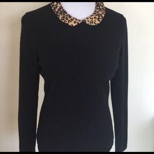 J. McLaughlin Sweaters - EUC J. McLaughlin Merino Wool/Cashmere