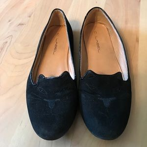 C. Label  Shoes - CAT BALLET FLATS