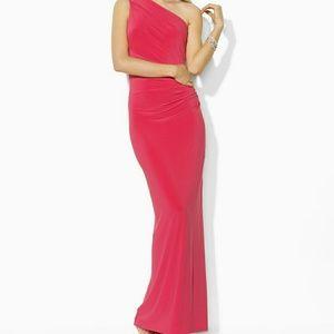Lauren Ralph Lauren Dresses & Skirts - Like New LAUREN RALPH LAUREN Evening Coral Dress