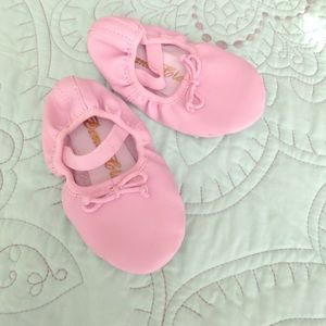Dance Class Other - Toddler Ballet Shoes