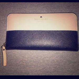Kate Spade Cedar Street Two-Toned Wallet