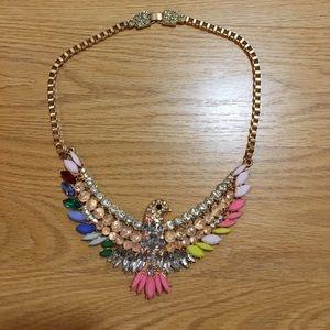 Jewelmint Jewelry - Rebel Rising Bird Statement Necklace