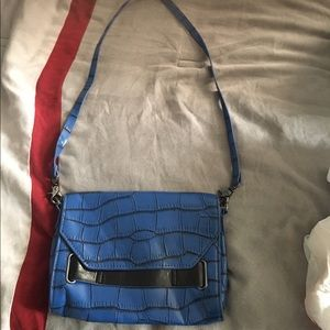 Handbags - Blue purse