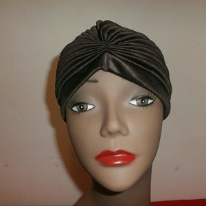 Accessories - Indian Turban in Brown NWOT