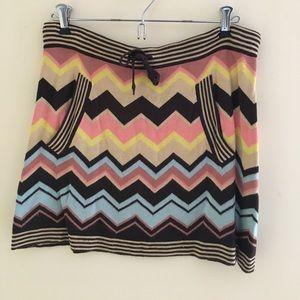 Missoni for Target  Dresses & Skirts - Missoni for Target mini skirt!