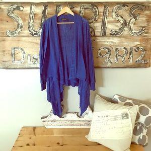 Misook Sweaters - Mistook! Acrylic super saturated cardi