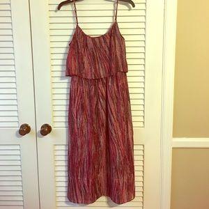 WAYF Midi- Dress