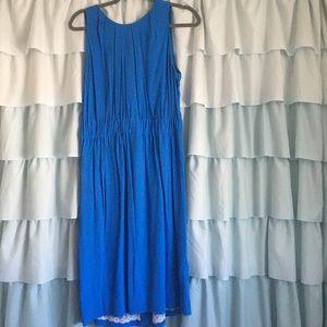 Kate Spade Blue Summer Dress