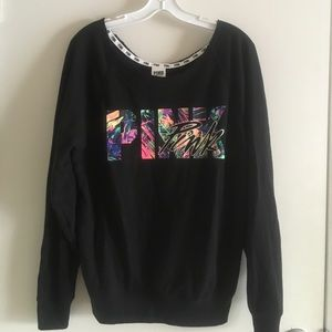 PINK Victoria's Secret Tops - PINK Sweatshirt, size Small