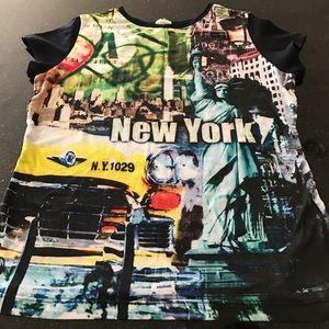 SALE ⚡️New York Themed Short Sleeve T-Shirt