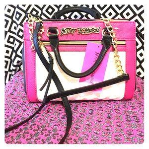 Betsey Johnson Handbags - 💕MAKE OFFERS💕Betsey Johnson Purse