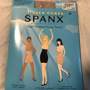Spanx Higher Power High Waisted Panty