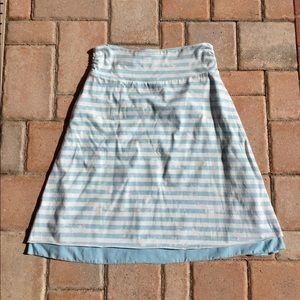 Mika Yoga Wear Dresses & Skirts - Reversible skirt