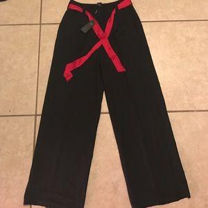 Kardashian Kollection Pants - New wide leg pants