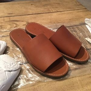 Brand new Madewell Sandals