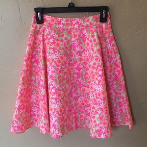 Lilly Pulitzer Dresses & Skirts - NWOT Lilly pulitzer skirt