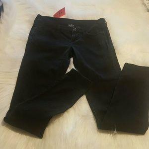 City Streets Denim - City streets black skinny jeans