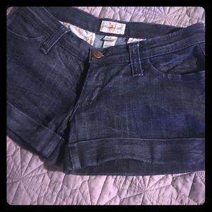 Frankie B. Pants - Like new Frankie B denim shorts
