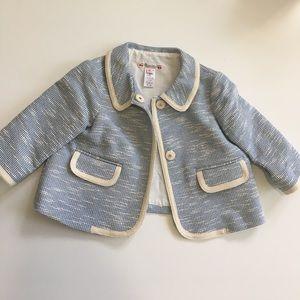 Bonpoint Other - Bonpoint Little Girl Tweed Jacket