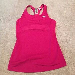 Adidas Tops - Adidas size small tank top with built in bra