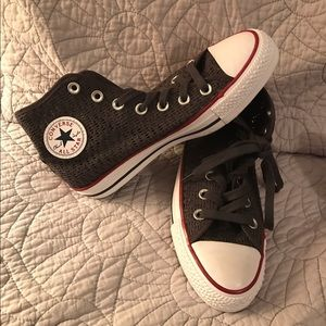 Converse Shoes - Converse high top All star