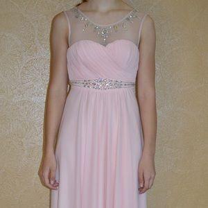 Sequin Hearts Dresses & Skirts - Sequin hearts floor length dress
