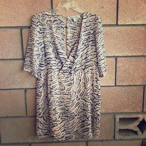 Lovers + Friends print dress