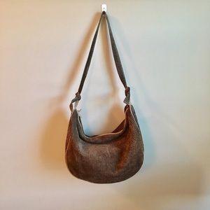 Silvano Biagini Handbags - Rare Vintage Silvano Biagini Hobo Tote