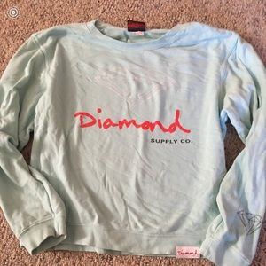 Diamond Supply Co. Sweaters - Diamond Supply Co pullover