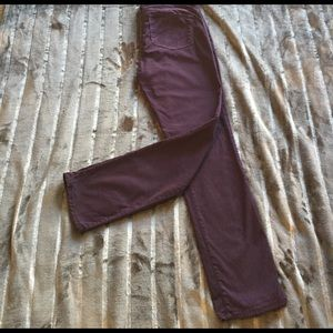 NYDJ Denim - NYDJ size 12 purple jeans.