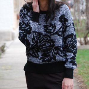 GAP rose sweater.