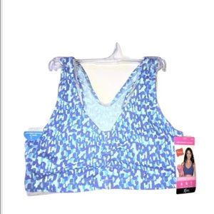 Hanes Other - NEW 2 PACK Pullover Soft Bras