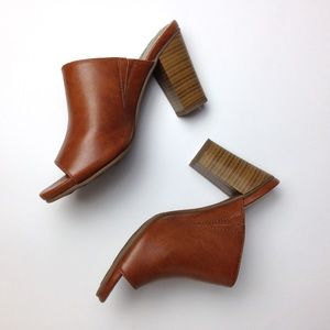 Shoes - Vegan Leather Mules