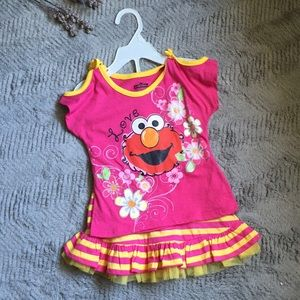 Sesame Street Other - Elmo Matching Set