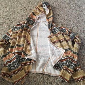 Kirra hooded cardigan