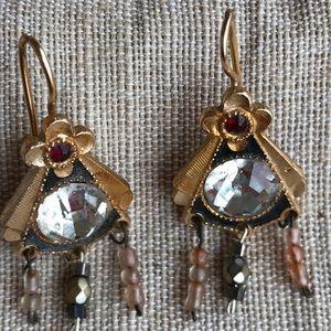 Vintage Jewelry - Vintage earrings