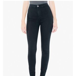 American Apparel Denim - 🎉HP🎉American Apparel Black Easy Jean