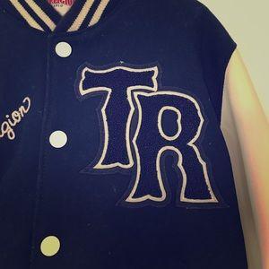 True Religion Other - True Religion Men's Varsity Jacket