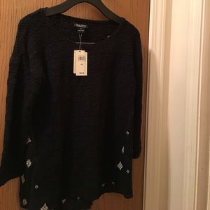 Lucky Brand Tops - NWT lucky brand 3/4 sleeve top. Size XS