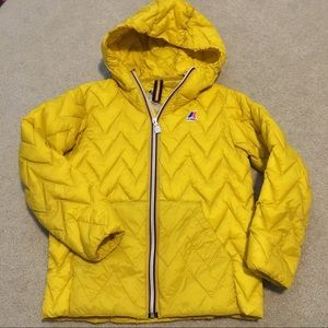 K-Way Other - K-Way Georges Light Thermo Jacket/Yellow
