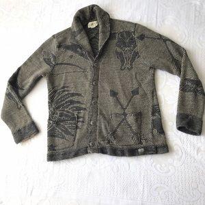 Denim & Supply Ralph Lauren Sweaters - Ralph Lauren Native American Knit Cardigan Sweater