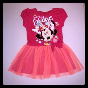 Disney Other - 🐭👗Minnie Mouse Tutu Dress👗🐭