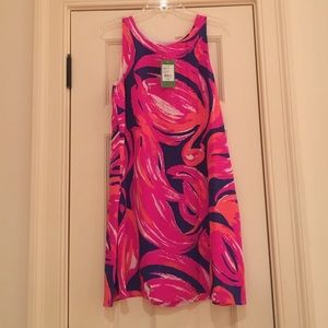 Lilly Pulitzer Jackie Shift -- Plume Bloom -- NWT