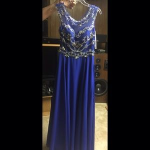 Dresses & Skirts - Gorgeous Prom dress Size 12